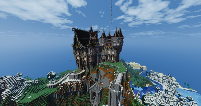 Mon chateau