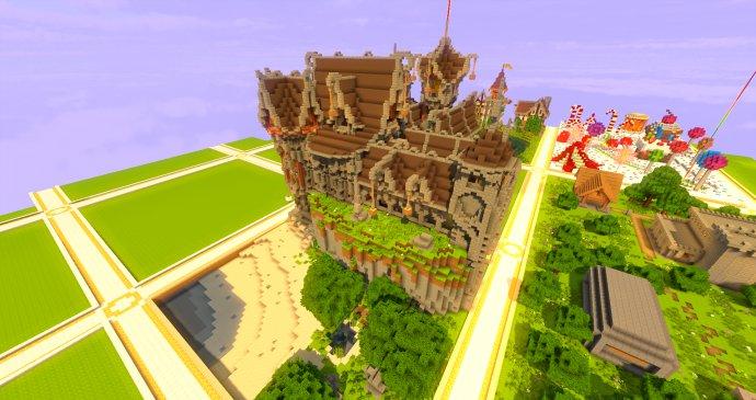 image chateau